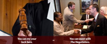 The Negotiators - Mediation Service