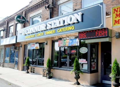 The O'Connor Station - American Restaurants - 416-424-4700