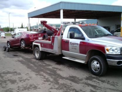 View Kingsway Towing Group's Edmonton profile