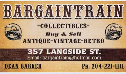 Bargaintrain - Antiquaires