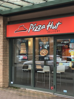 Pizza Hut - Restauration rapide - 604-437-6541