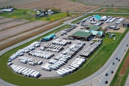Horizon Lussier Marieville - Recreational Vehicle Dealers - 450-460-3666