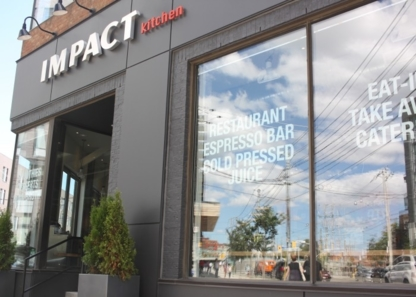 Impact Kitchen - Restaurants - 416-306-1986