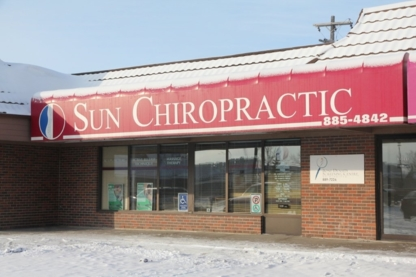 Sun Chiropractic Centre - Acupuncturists - 204-885-4842