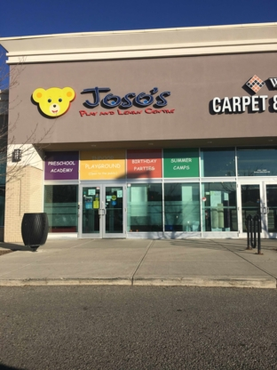 Joso's Play & Learn Centre - Garderies - 403-767-9911