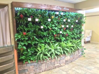 Living Wall Concepts - Interior Designers - 647-529-5022