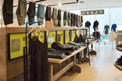 Urban - Clothing Stores - 780-424-7031