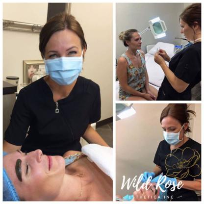 Wild Rose Esthetica - Laser Hair Removal