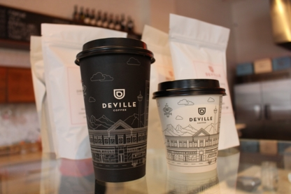Deville Coffee - Restaurants - 403-402-9952