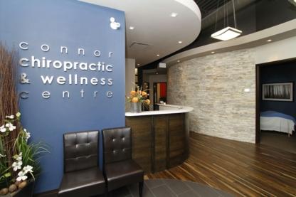 Connor Chiropractic & Wellness Centre - Chiropractors DC - 905-901-9817