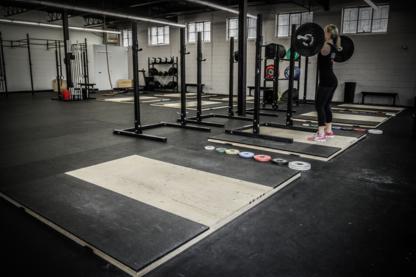 UPT Crossfit - Salles d'entraînement - 514-504-2630