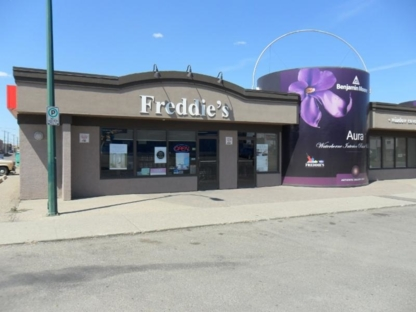 Freddie's Paint & Details Boutique - Window Shade & Blind Stores - 403-327-5540