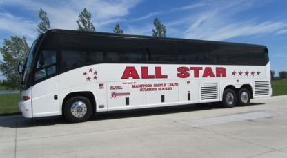 Ventree Tours & Van Rentals - Bus & Coach Rental & Charter