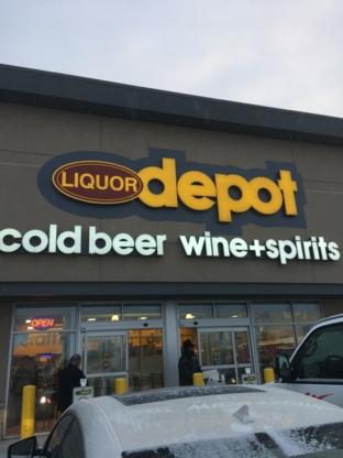 Liquor Depot - Boutiques de boissons alcoolisées - 780-468-6949