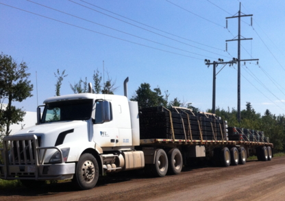 Provost Freight Lines - Oil Field Trucking & Hauling - 780-753-2299