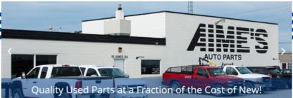 Aime's Auto Parts (1988) Ltd - Accessoires et pièces d'autos neuves