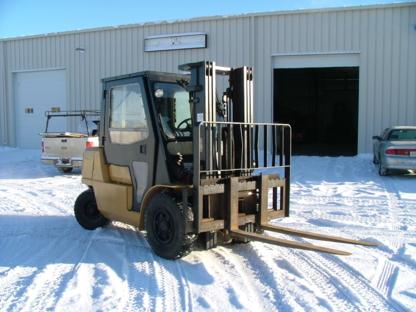 Blue Ox Equipment Ltd - General Rental Service - 306-373-6313