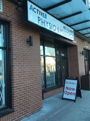 Active8 Physio & Massage - Physiotherapists