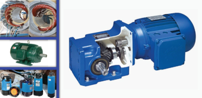 Rebuilt Pumps & Motors - Service et vente de moteurs électriques
