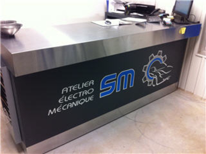Atelier Électromécanique SM - Car Repair & Service - 418-316-2360