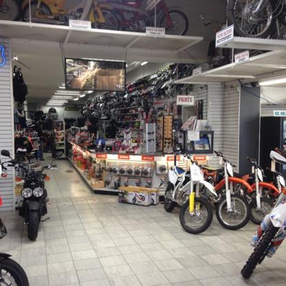 Lethbridge Honda Powersports - Motos et scooters