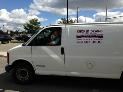 Bob's Sewer & Drainage - Sewer Contractors - 519-451-9500