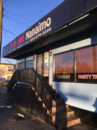 Sushi Nanaimo - Sushi & Japanese Restaurants - 604-876-9200