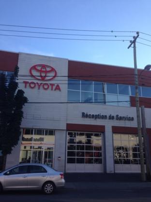 Woodland Toyota - Concessionnaires d'autos d'occasion - 514-761-3444