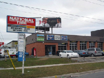 National Tire - Tire Retailers - 416-785-7027