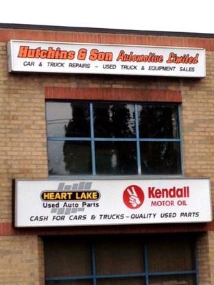 Heart Lake Used Auto Parts - Used Auto Parts & Supplies - 905-840-2144