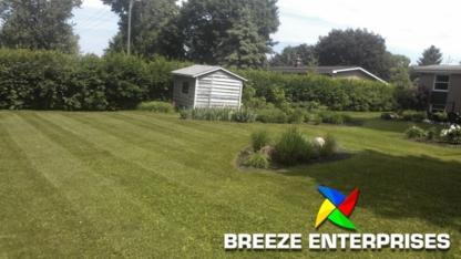 Breeze Enterprises - Entrepreneurs généraux - 514-895-5590