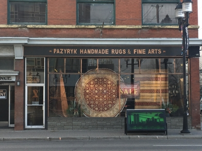 ... Pazyryk Arts Ltd - Carpet & Rug Stores - 403-243-3797