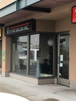 VI Hair Salon Inc - Hairdressers & Beauty Salons - 604-285-5030