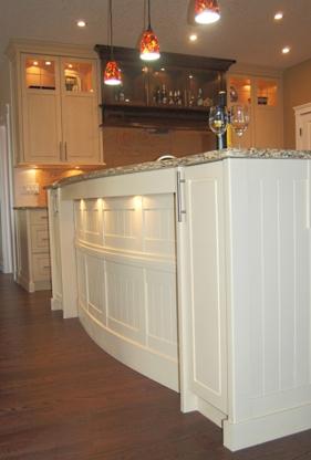 Prairie Point Interiors Inc - Kitchen Cabinets