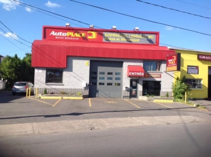 Suspension Longueuil-AUTOPLACE - Auto Repair Garages