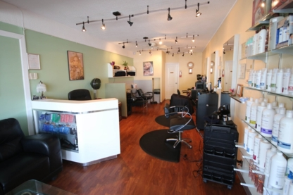 Amineh's Hair Salon - Hairdressers & Beauty Salons - 604-522-8404