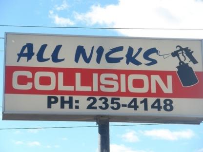 All Nicks Collision Ltd - Auto Body Repair & Painting Shops - 403-235-4148
