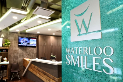 Waterloo Smiles Dentistry - Traitement de blanchiment des dents - 519-888-6063