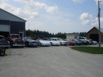Andrews Autobody - Auto Body Repair & Painting Shops - 705-220-5663