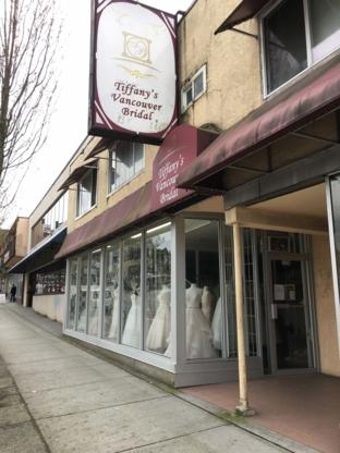 Tiffany's Vancouver Bridal - Boutiques de mariage - 604-291-7117