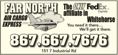 Far North Air Cargo Express Ltd - Courier Service