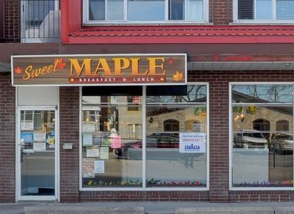 Sweet Maple - Breakfast Restaurants - 289-274-7203