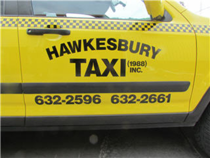 Hawkesbury Taxi (1988) Inc - Transport aux aéroports - 613-632-2596
