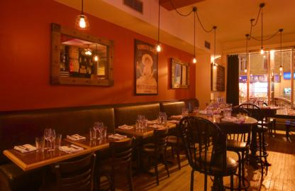 Les Affamés - Restaurants - 514-508-8566