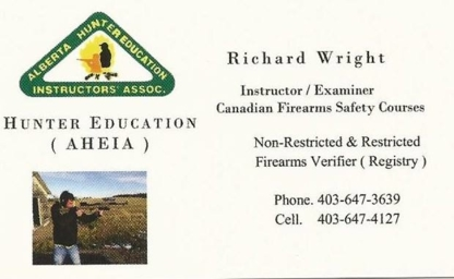 Wright's Gunsmiths - Guns & Gunsmiths