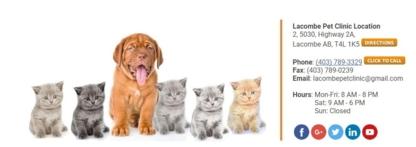 Lacombe Pet Clinic - Veterinarians