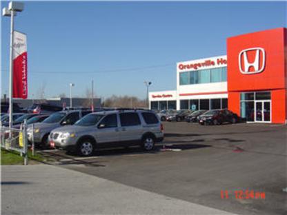 Orangeville Honda - New Car Dealers - 519-941-6221