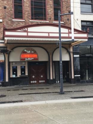 Commodore Ballroom - Night Clubs - 604-739-4550
