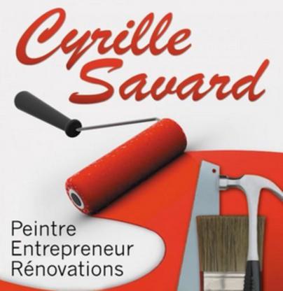 Peintre & Rénovation Cyrille Savard - Réparation et entretien de maison - 450-536-3186
