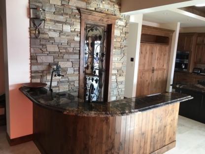 MTM Design Stonework - Counter Tops